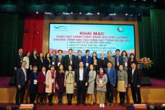 Khai mạc đợt khảo sát chính thức đánh giá chất lượng ba chương trình đào tạo tại Trường Đại học Tài nguyên và Môi trường Hà Nội